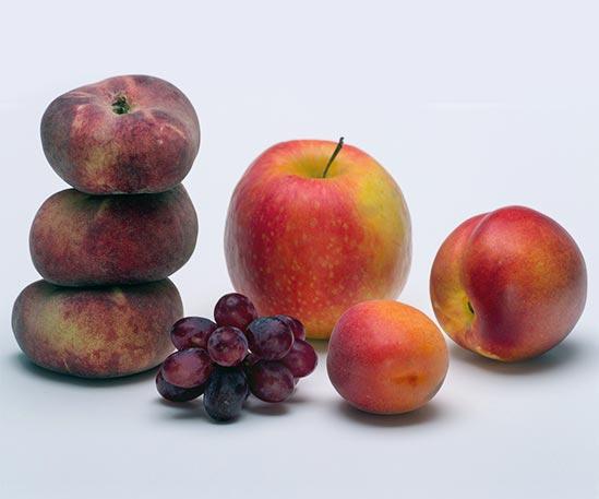 słodkich owoców