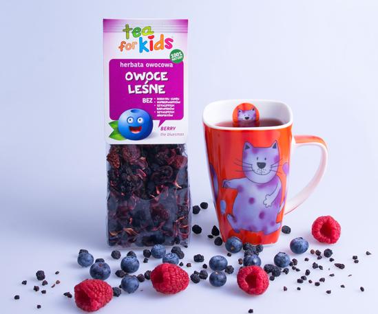 Herbaty dla dzieci